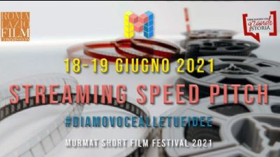 Appuntamenti virtuali - Streaming Speed Pitch 2021