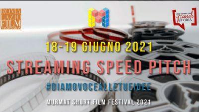 Appuntamenti virtuali - Streaming Speed Pitch 2021