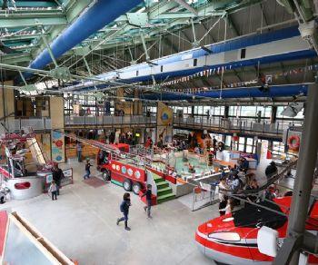 Bambini e famiglie - Riapriamo insieme: il Museo dei bambini di Roma apre al pubblico