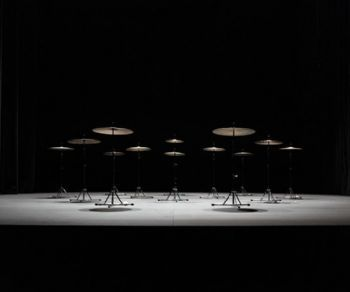 Concerti - Music for percussion: Ryoji Ikeda-Eklekto
