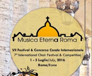 VII edizione del Concorso e Festival Corale Internazionale organizzato da Meeting-Music,