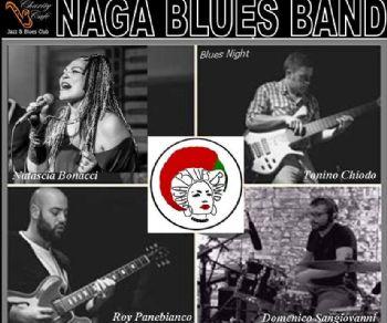Locali: Naga Blues Band in concerto al Charity Café