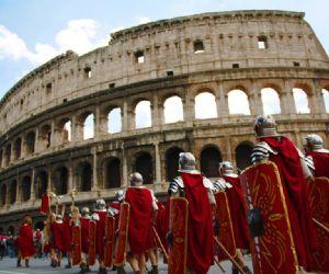 Si accendono le luci sulla storia di Roma