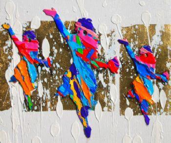 In esposizione una selezione di opere della produzione più recente dell'artista calabrese