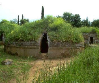 Visite guidate: La Necropoli della Banditaccia a Cerveteri