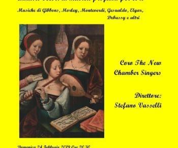 Concerti - MADRIGALI E DINTORNI