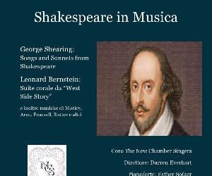 Concerti: Shakespeare in Musica