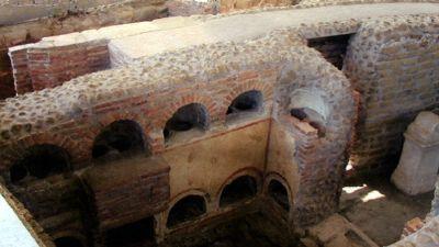 Visite guidate: Necropoli Ostiense