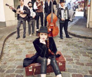 Neripè e l' ensemble italo-parigino Guappecartò