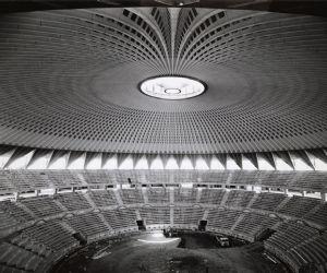 Il pensiero progettuale e costruttivo di Pier Luigi Nervi nelle opere realizzate per il mondo dello sport