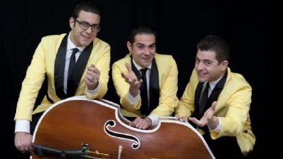Locali - Bevo solo Rock'n Roll al Cotton Club The Newtones in concerto