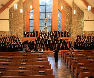 Concerti: Niceville high school choir