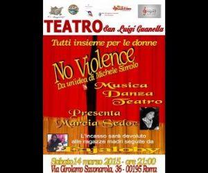 No violence - un progetto di Michele Simolo