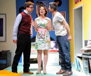 Al Teatro Golden l'esilarante commedia di Toni Fornari