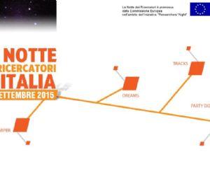Altri eventi: X Edizione della Notte Europea dei Ricercatori