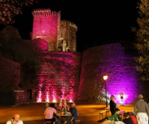 Nepi si tinge di rosa per la quinta edizione di una notte speciale