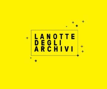 Festival - La Notte degli Archivi