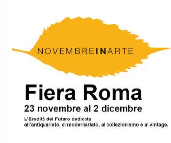 Locandina: Novembre in arte