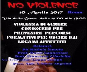 Mostre - Obiettivo no violence