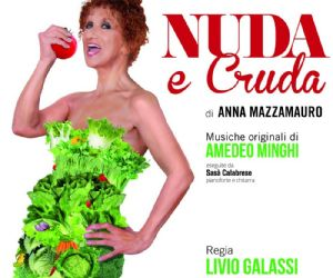 Anna Mazzamauro torna in scena