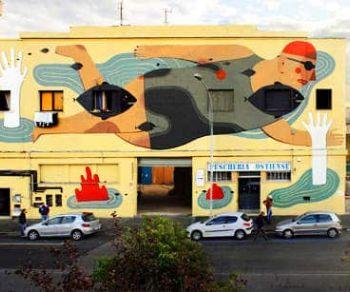 Visite guidate: Street Art a Roma