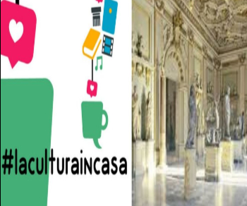Altri eventi: #laculturaincasa su web e social