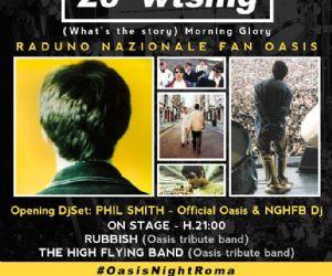 Raduno0 nazionale fan Oasis