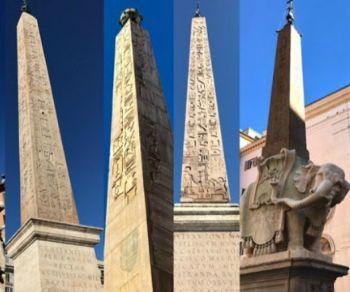 Visite guidate - Soft trekking alla scoperta degli Obelischi e delle Colonne Onorarie Romane