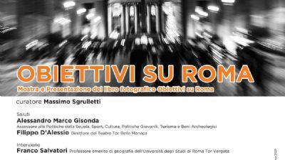 Mostre: Obiettivi su Roma