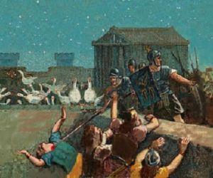 Il colle Capitolino fra storia e leggenda