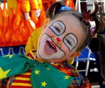 Bambini - La leggenda del Carnevale narrata dalle Oche del Campidoglio