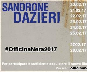 Libri: Officina NERA con Sandrone Dazier