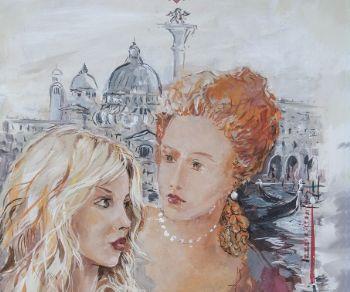 Presentazione del romanzo sulla cortigiana del '500 Veronica Franco di Tamara Brazzi