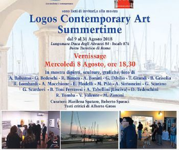 Gallerie - Logos Contemporary Art Summertime