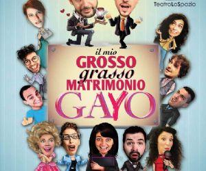 Spettacoli: Il mio grosso grasso matrimonio gayo