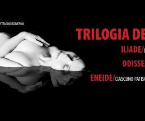 Iliade, Odissea, Eneide: tre spettacoli di 50 minuti ciascuno in tre distinte serate