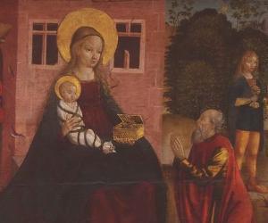 36 opere risalienti ai secoli XV e XVI