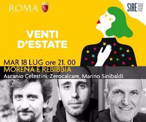 Spettacoli: Morena e Rebibbia: dialogo tra periferie