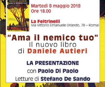 Presentazione del libro di Daniele Autieri