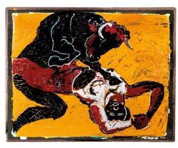 L'esposizione personale delle opere dell'artista e maestro d'arte Nicola Migliozzi