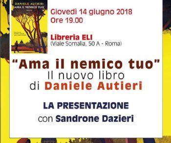 Presentazione del libro di Daniele Autieri con Sandrone Dazieri