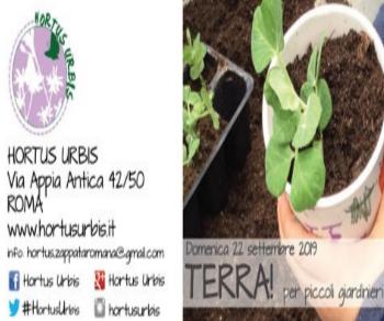 Bambini - Terra! Per piccoli giardinieri