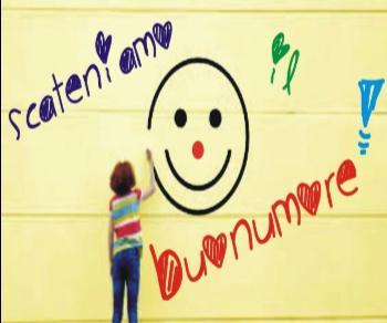 Bambini - Scateniamo il Buonumore! (ai tempi del Coronavirus)