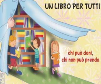 Libri - Un Libro per Tutti (Chi può doni, chi non può prenda)