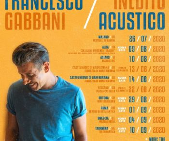 Concerti: Inedito Acustico