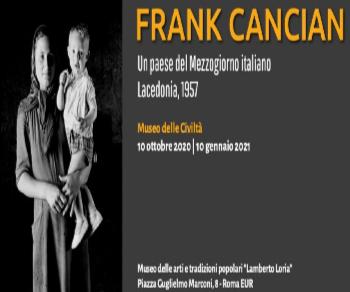 Mostre - Frank Cancian. Un paese del Mezzogiorno italiano