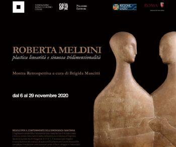 Mostre: Roberta Meldini. Posticipata al 4 dicembre 2020