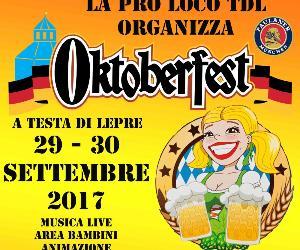 Sagre e degustazioni - I Edizione dell'Oktoberfest