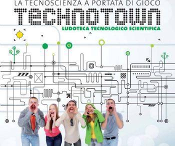 Bambini - Technotown, laboratori dal 19 al 24 marzo 2019