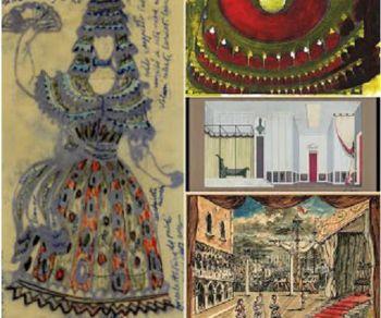 Visite guidate: Artisti all'Opera, Picasso, Guttuso, De Chirico: quando l'arte va in scena